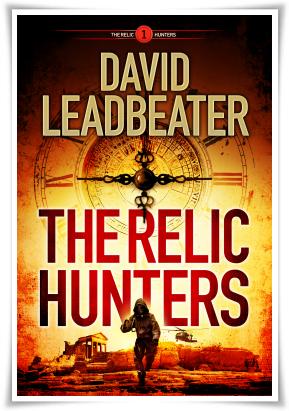 Relic Hunter Cover