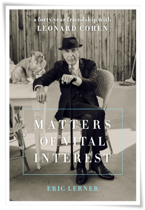 Matters of Vital Interest Cover